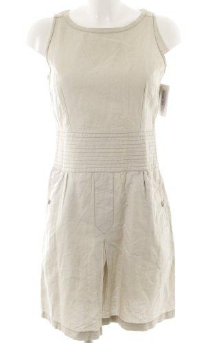 MNG Casual Sportswear Trägerkleid creme-hellbraun Casual-Look