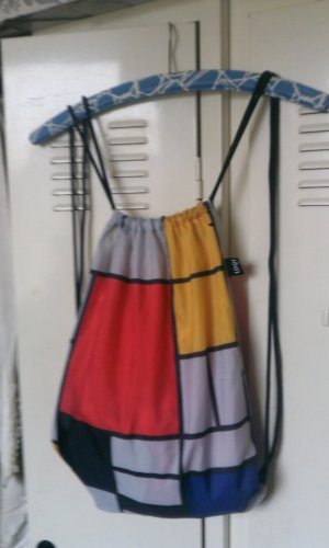 Sac à dos pour ordinateur portable multicolore