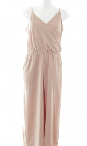 Monki Jumpsuit apricot Boyfriend-Look