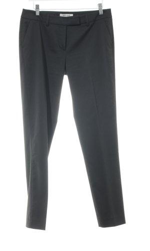 More & More Anzughose schwarz Business-Look