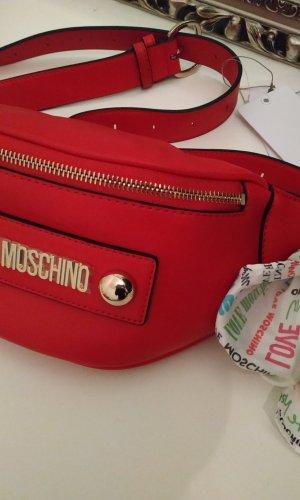 Love Moschino Riñonera rojo