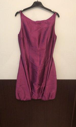 Moschino Robe ballon violet