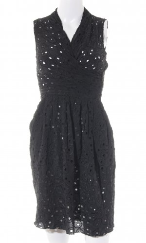 Moschino Cheap and Chic Jerseykleid schwarz Casual-Look