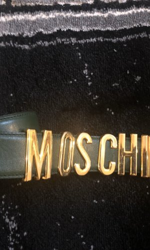 Moschino Gürtel Gr. 42