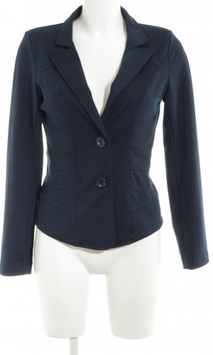 Multiblu Sweatblazer blau Business-Look