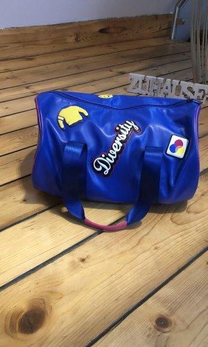 Benetton Sports Bag blue