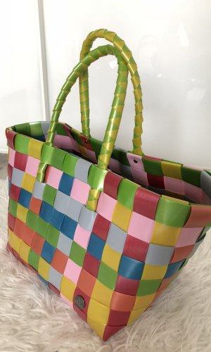 Bolsa de la compra multicolor