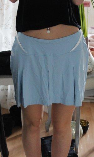 Adidas Jupes-culottes turquoise-blanc