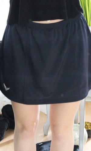Trigema Jupes-culottes noir-doré