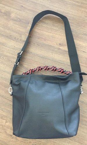 Liebeskind Handbag black-red leather