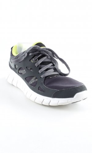 Nike Schnürsneaker dunkelgrau Casual-Look