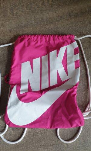 Nike Sports Bag white-pink