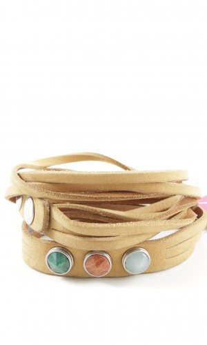 Noosa Bracelet multicolored vintage look