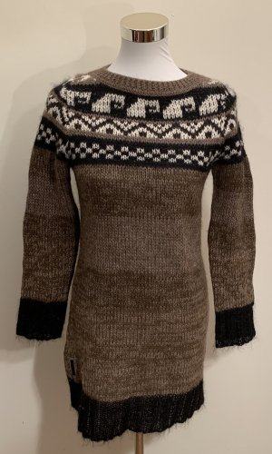 Prada Norwegian Sweater multicolored