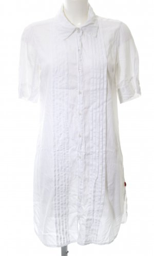 Object Robe chemise blanc style d'affaires