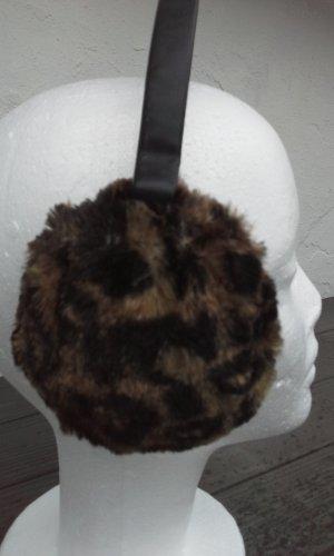 Earmuff black-brown