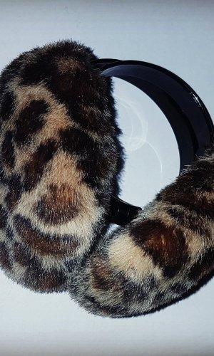 Earmuff brown-light brown