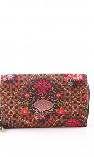 Oilily Wallet allover print casual look