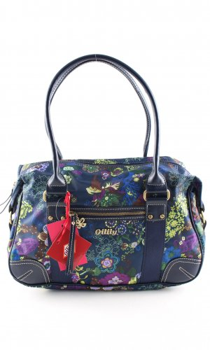 Oilily Handbag flower pattern casual look