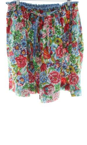 Oilily Jupes-culottes imprimé allover style décontracté