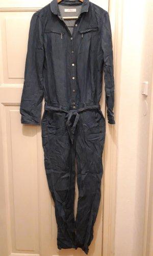 Promod Onesie gris pizarra-azul oscuro