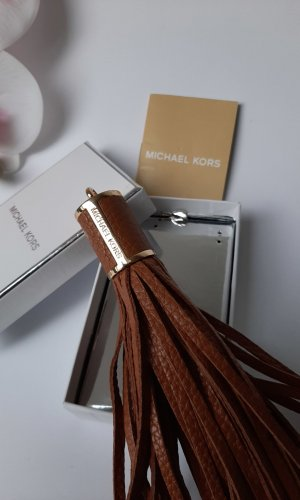 Michael Kors Key Chain gold-colored-brown