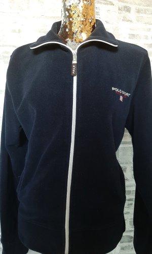 Orginal  Ralph Lauren Fleece Jacke, blau, Gr.XL, Hochwertig!