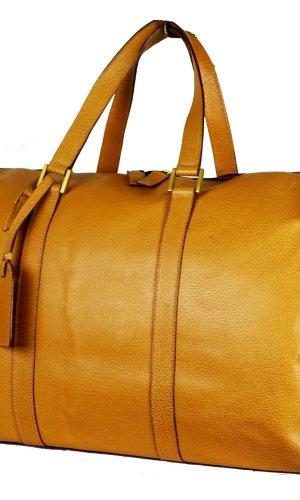 Celine Sports Bag light brown leather