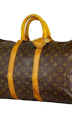 Louis Vuitton Sports Bag brown