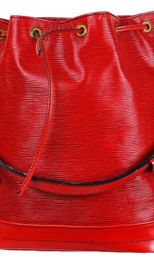 ORIG. LOUIS VUITTON SAC NOE GROSS EPI LEDER ROT RED ROUGE Beutel / GUTER ZUSTAND