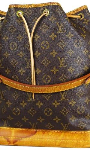 ORIG. LOUIS VUITTON SAC NOE GROSS MONOGRAM Beutel Handtasche / GUTER ZUSTAND