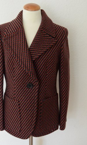Orig. PRADA Couture Mantel Blazer Jacke IT42S D 36 extrem edel