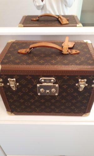 Louis Vuitton Suitcase bronze-colored