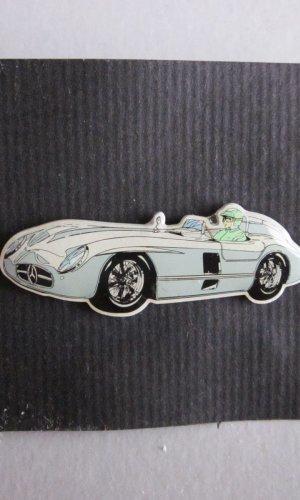 Mercedes Benz Collection Botón multicolor metal