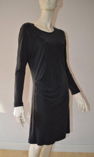 OSKA Kleid Gr. 34-36 dunkelgrau sehr weich