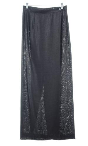 OuiSet Jupes-culottes noir style des années 60