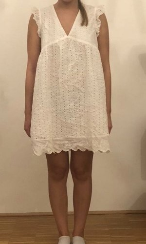 SheIn Robe chemise blanc