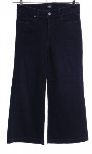 Paige 7/8 Jeans blau Casual-Look