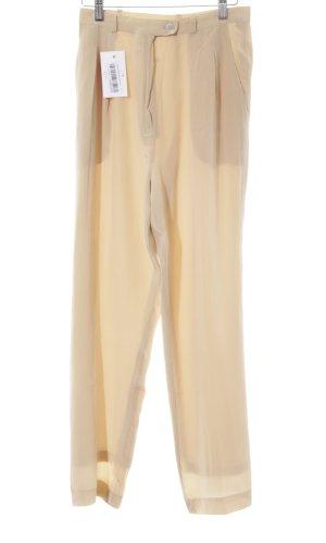 Pancaldi Bundfaltenhose nude Elegant