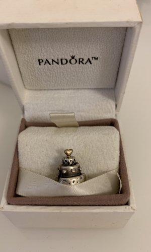 Pandora Colgante color plata-color oro plata verdadero