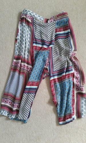 Zara Woman Jupes-culottes multicolore
