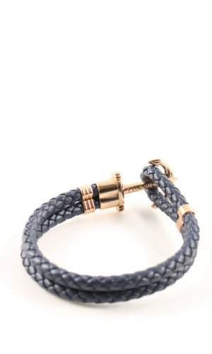 Paul Hewitt Bracelet blue-gold-colored casual look