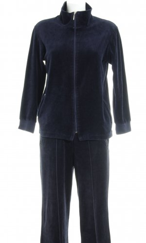 Peter Hahn Chándal azul oscuro estilo sencillo