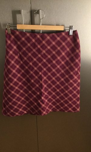 Hennes Collection by H&M Wollen rok paars-roze