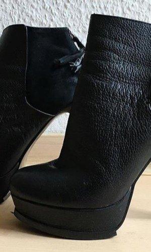 Topshop High Heel Boots black