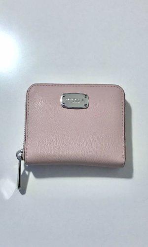 Portemonnaie Michael Kors NEU rosa silber rosé pastellfarben zartrosa