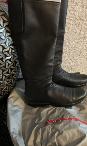Prada Winter Boots black