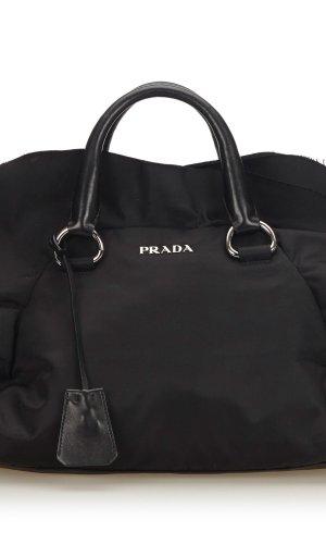 Prada Handbag black nylon
