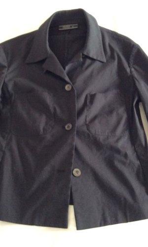 Prada Short Jacket black cotton