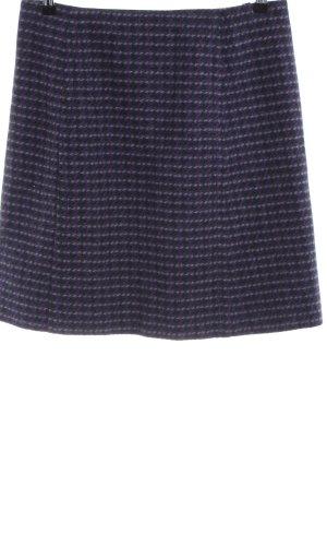 Prada Miniskirt allover print casual look